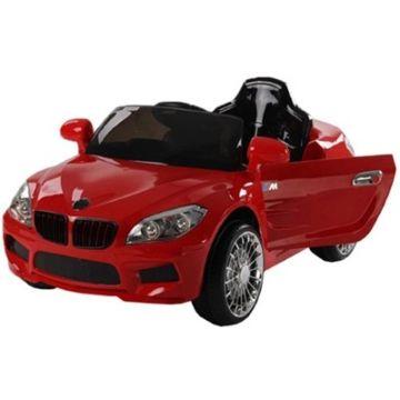 Электромобиль TjaGo Bumer-LQ 518LQ с пультом управления (красная)