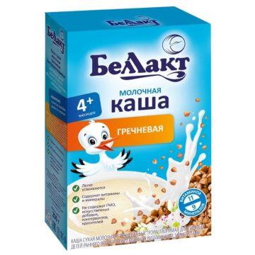 Каша сухая молочная гречневая Беллакт (с 4 мес.) 200 г