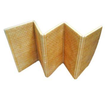 Складной коврик Yurim 200х140х0.8см (Структура дерева)