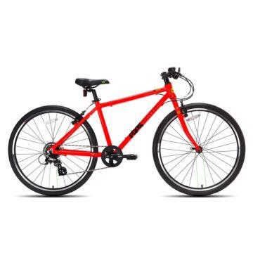 """Подростковый велосипед Frog Bikes 73 26"""" (красный)"""