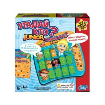 Настольная игра Hasbro Games Моя первая игра Угадай, кто?