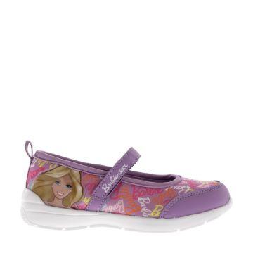 Туфли детские Barbie 5858C для девочек (сиреневые)