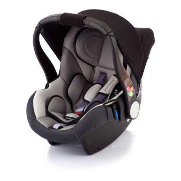 Автолюлька Baby Care BS06-B3 Diadem (черно-серое)
