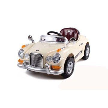 Электромобиль Bambini American Car (бежевый)