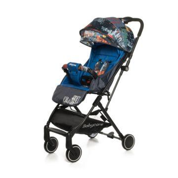 Коляска прогулочная Baby Care Daily (светло-синий)