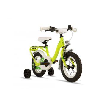 "Велосипед S'cool niXe steel 12"" (2016) желтый"