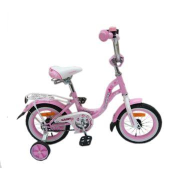 """Детский велосипед Nameless Lady 18"""" (розовый)"""