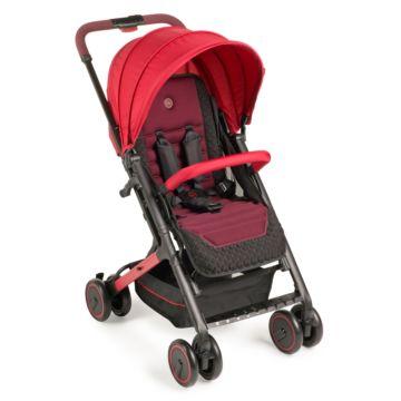 Коляска прогулочная Happy Baby Jetta (красный)