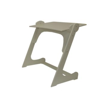 Растущая стол-парта Конёк Горбунёк (слоновая кость)