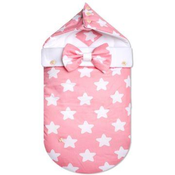 Конверт на выписку зимний Futurmama K1 Top-Collection Lumia Pink