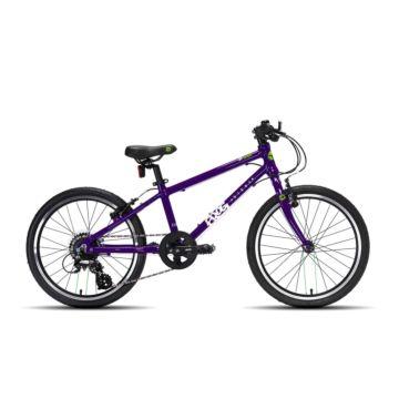 """Детский велосипед Frog Bikes 55 20"""" (сиреневый)"""