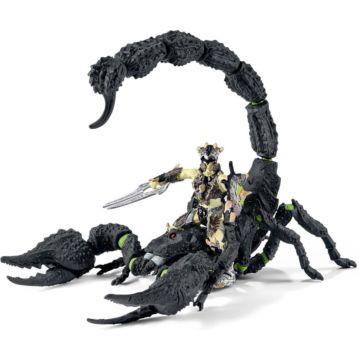 Набор фигурок Скорпион с всадником Schleich