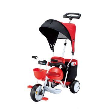 Трехколесный велосипед Ides Cargo Plus (Красный)
