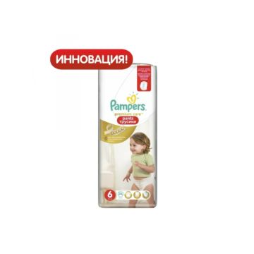 Подгузники-трусики Pampers Premium Care Extra Large (от 16 кг) 36 шт