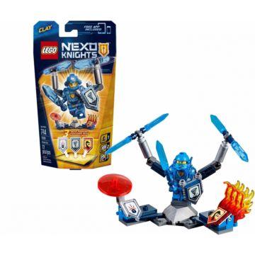 Конструктор Lego Nexo Knights 70330 Нексо Клэй Абсолютная сила