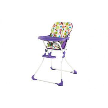 Стульчик для кормления Farfello НС180 (Фиолетовый)
