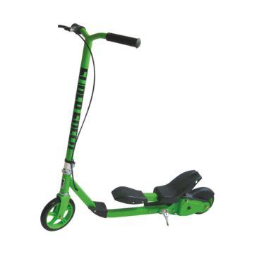 Самокат TechTeam Super Speed (зеленый)