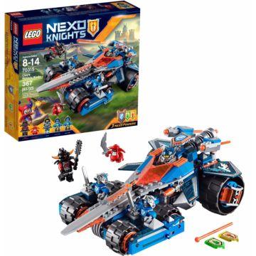 Конструктор Lego Nexo Knights 70315 Нексо Устрашающий разрушитель Клэя