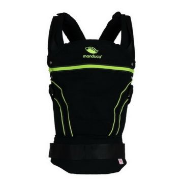 Слинг-рюкзак Manduca Black Line (Зеленый)