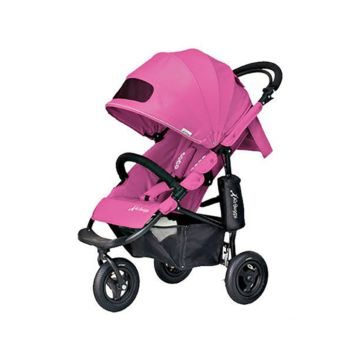Коляска прогулочная AirBuggy Coco Standart (Lilli Pink)
