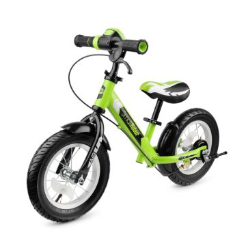 Беговел Small Rider Roadster 2 AIR Plus (зеленый)