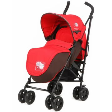 Коляска-трость Mobility One A5970 Torino (Красный)