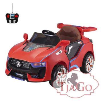 Электромобиль TjaGo BA888 с пультом управления (красный)