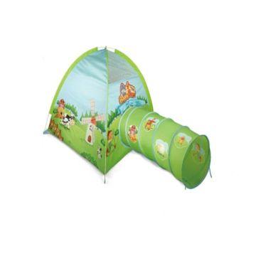 Детская палатка Yako Летняя лужайка
