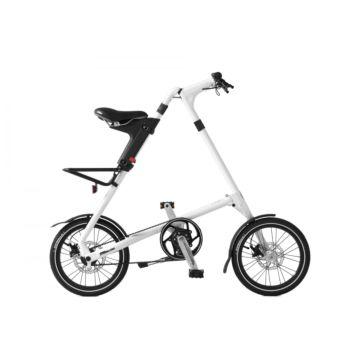 Велосипед складной Strida SD (2015) белый