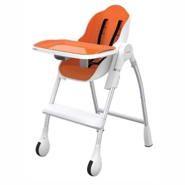 Стульчик для кормления Oribel Cocoon Orange (Оранжевый)