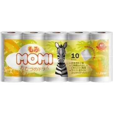 Туалетная бумага Momi (10 рулонов)