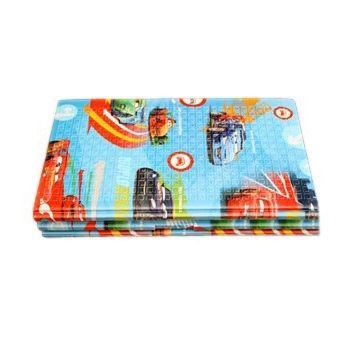 Развивающий коврик складной Yurim Disney 200х140х8см (Тачки)