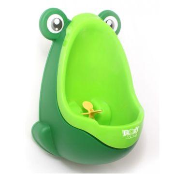 Писсуар Roxy Kids Лягушка с прицелом (зеленый)