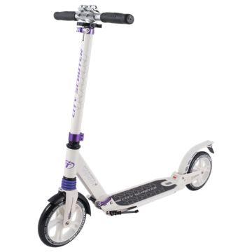 Самокат TechTeam City Scooter 2018 (белый)