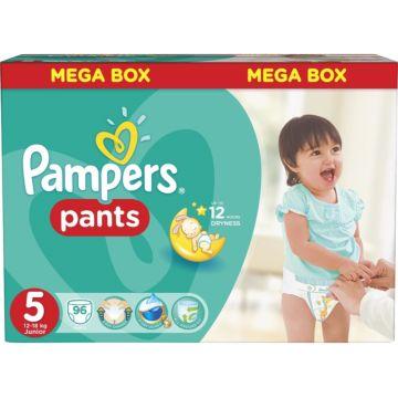 Подгузники-трусики Pampers Pants Junior (12-18 кг) 96 шт