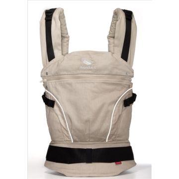 Слинг-рюкзак Manduca Pure Cotton (Песочный)