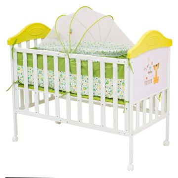 Кроватка детская Babyhit Sleepy Compact (green)