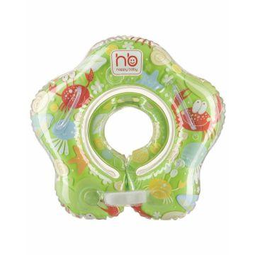 Круг для купания Happy Baby Swimmer (green)