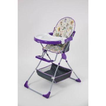 Стульчик для кормления Selby 252 (Фиолетовый)