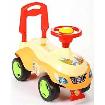 Каталка Kids-Glory Ride-on Car 7615 (Жёлтый)