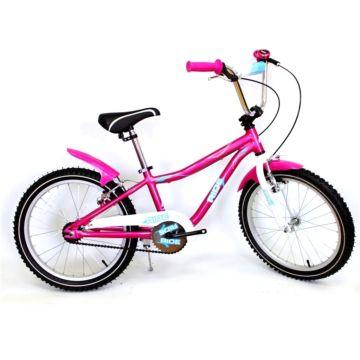 """Детский велосипед Ride 20"""" (dark pink)"""