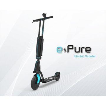 Электросамокат Kleefer E-Pure (черный)