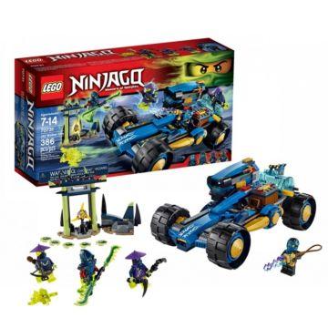 Конструктор Lego Ninjago 70731 Ниндзяго Шагоход Джея