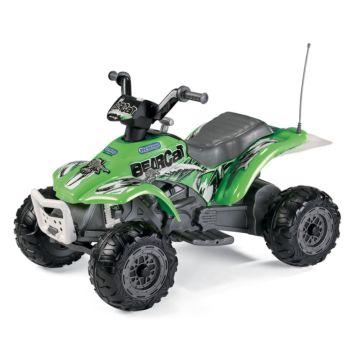 Электроквадроцикл Peg Perego Corral Bearcat (зеленый)