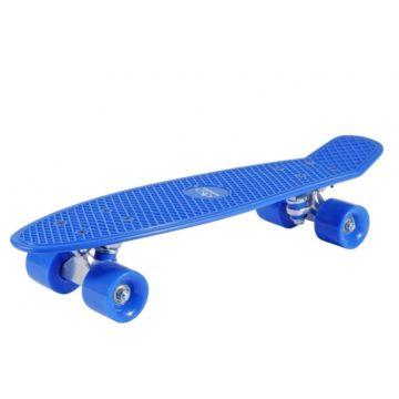 "Мини-круизер Hudora Skateboard Retro 22"" (синий)"