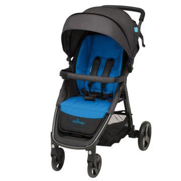 Коляска прогулочная Baby Design Clever (синяя)