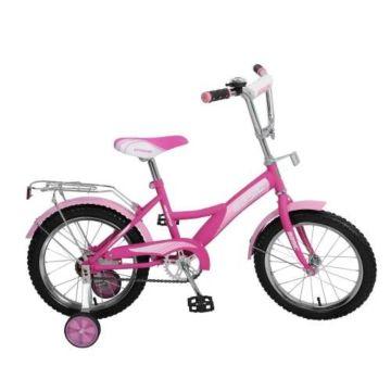 """Детский велосипед Navigator Basic 16"""" (розовый)"""