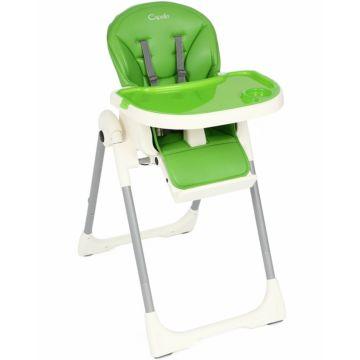 Стульчик для кормления Capella S-207 (Зелёный)