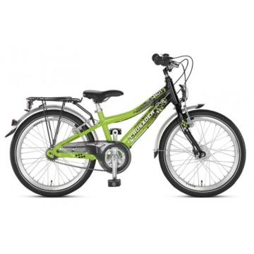 "Детский велосипед Puky Skyride 20-3 Alu 20"" (kiwi/black)"