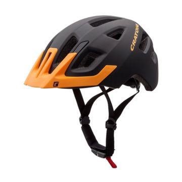 Шлем Cratoni Maxster Pro XS-S (black-orange)